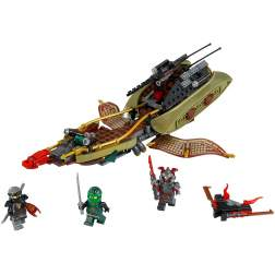 LEGO Destiny's Shadow - barca multifunctionala - LEGO 70623 (Ninjago)