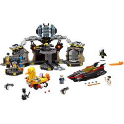 LEGO Patrunderea in Batcave - LEGO 70909 (The LEGO Batman Movie)