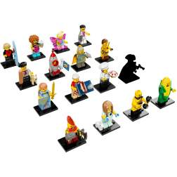 LEGO Minifigurina LEGO seria 17 - LEGO 71018 (Minifigurine)
