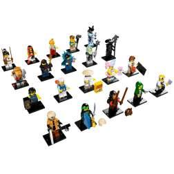 LEGO Minifigurine LEGO Ninjago Movie - LEGO 71019 (Ninjago)