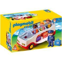 Playmobil 1.2.3 Autobuz (6773)