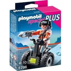 Playmobil Agent Cu Vehicul (5296)