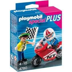 Playmobil Baieti Cu Motociclete (4780)