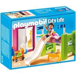 Playmobil Camera Copiilor Cu Topogan (5579)