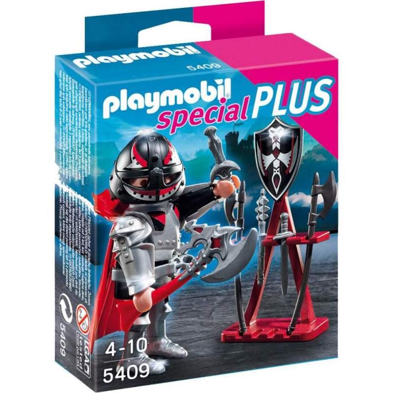 Playmobil Cavaler Cu Stand De Arme (5409)