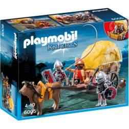 Playmobil Cavaleri Soim Cu Trasura Camuflata (6005)