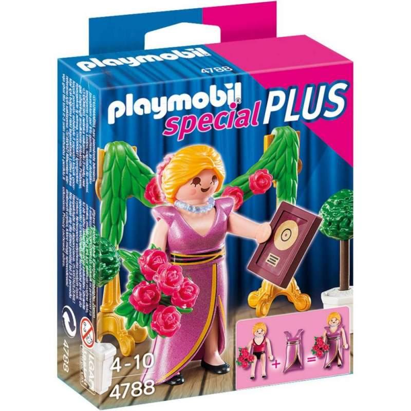 Playmobil Celebritate Cu Premiu (4788)