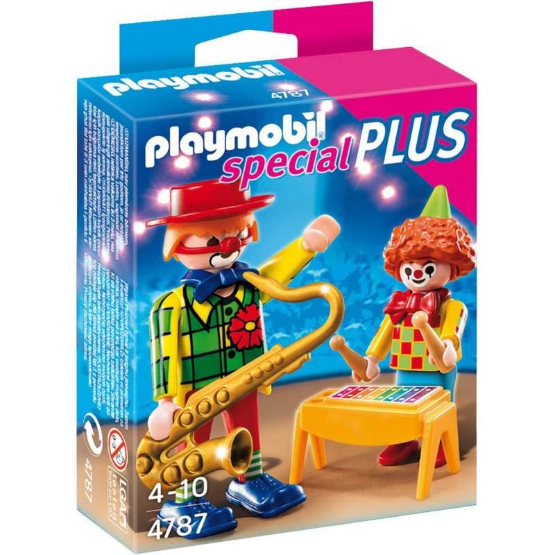 Playmobil Clovni Muzicali (4787)