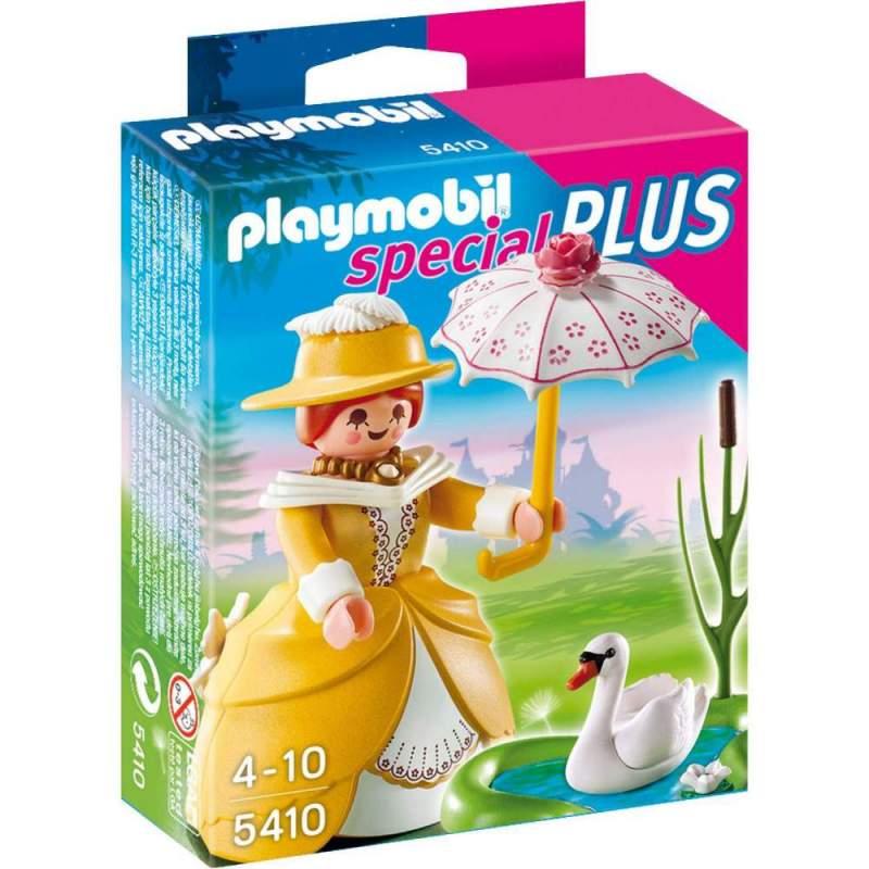 Playmobil Doamna Victoriana Si Iaz (5410)