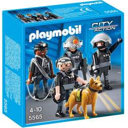 Playmobil Echipa Fortelor Speciale (5565)