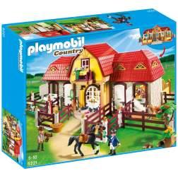 Playmobil Ferma Mare Cu Padoc (5221)