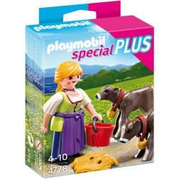 Playmobil Fermiera Cu Vitei (4778)