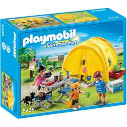 Playmobil In Excursie La Camping (5435)