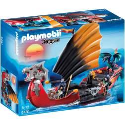 Playmobil Nava De Lupta A Dragonilor (5481)