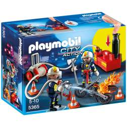 Playmobil Pompieri Cu Furtun (5365)