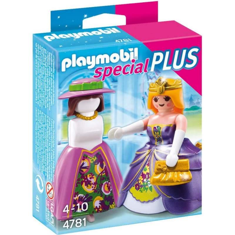 Playmobil Printesa Cu Manechin (4781)
