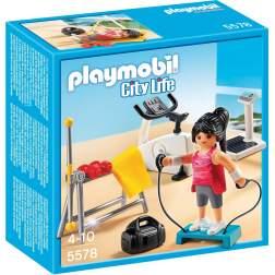 Playmobil Sala De Forta (5578)