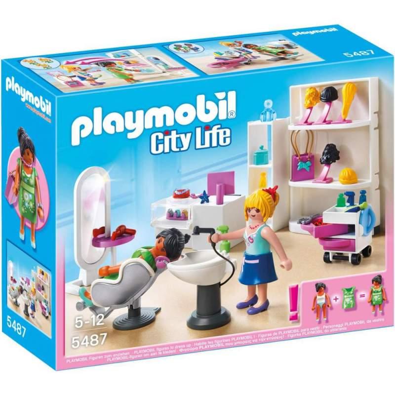Playmobil Salon De Infrumusetare (5487)