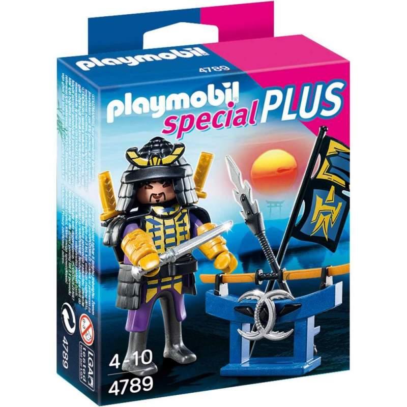 Playmobil Samurai Cu Arme (4789)