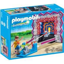 Playmobil Tir Cu Pusca Din Parcul De Distractie (5547)