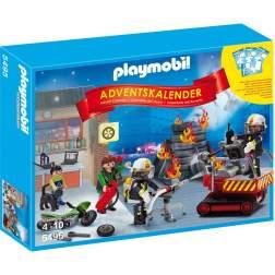 Playmobil - Calendar Craciun - Operatiunea De Salvare (5495)
