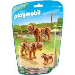 Playmobil - Familie De Tigri (6645)
