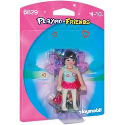 Playmobil - Figurina - Zana Iubirii Cu Inel (6829)
