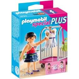 Playmobil - Manechin Cu Suport De Haine (4792)