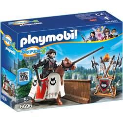 Playmobil - Super 4 - Gardianul Baronului Negru (6696)