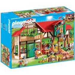 Playmobil - Ferma Cea Mare (6120)