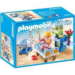Playmobil - Camera De Maternitate (6660)