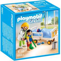 Playmobil - Doctor Si Copil (6661)