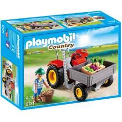 Playmobil - Tractor De Recoltare (6131)