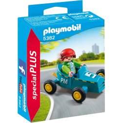 Joc Playmobil - Baietel cu Cart (5382)