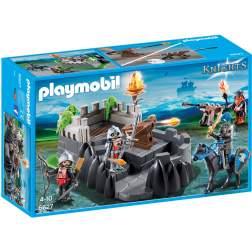 Joc Playmobil - Fortul Cavalerilor Dragoni (6627)