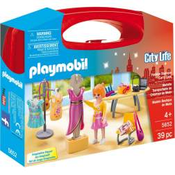 Joc Playmobil portabil - Butic cu Haine (5652)