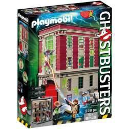 Joc Playmobil Ghostbusters - Sediul Central Ghostbuster 9219