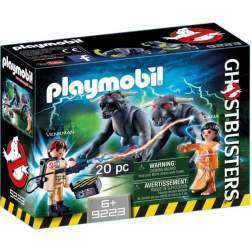 Joc Playmobil Ghostbusters - Venkman Si Caini Infricosatori 9223