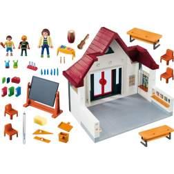 Set Playmobil City Life - Scoala 6865