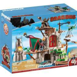 Set Playmobil Dragons - Insula Berk 9243