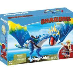 Set Playmobil Dragons - Astrid Si Stormfly 9247