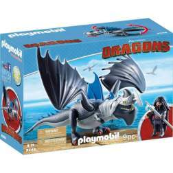 Set Playmobil Dragons - Drago Si Thunderclaw 9248