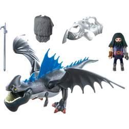 Set Playmobil Dragons - Drago Si Thunderclaw 9248