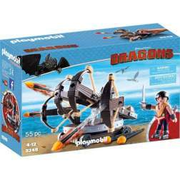 Set Playmobil Dragons - Eret Si Balista 9249