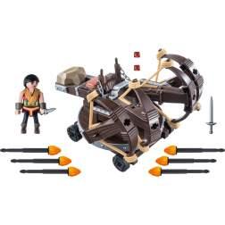 Set Playmobil Dragons - Eret Si Balista 9249