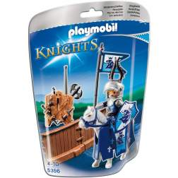 Playmobil Cavalerul Leu La Turnir (5356)