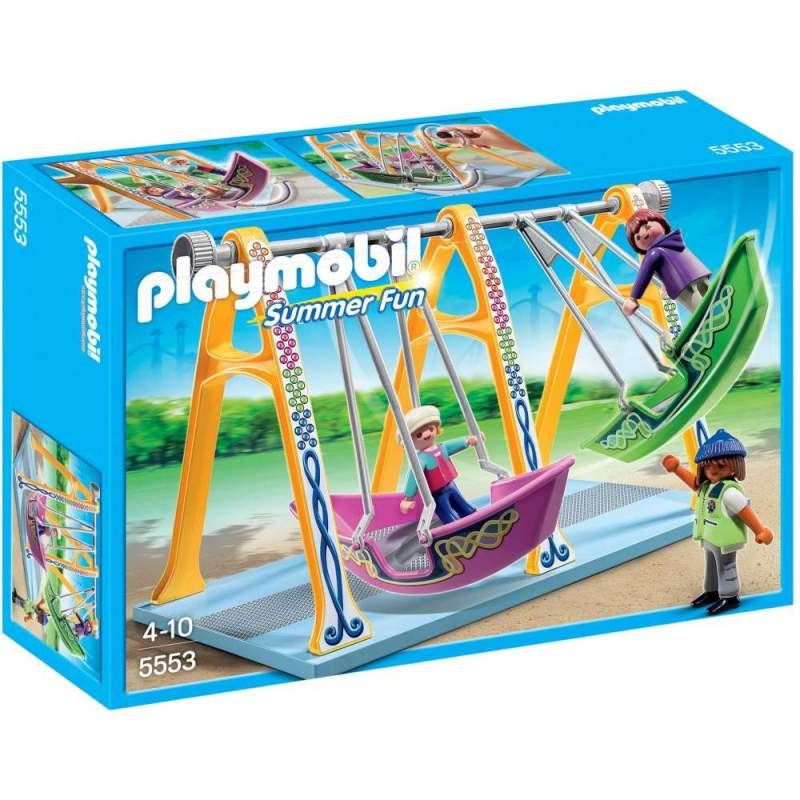 Playmobil Leagane In Forma De Barca (5553)