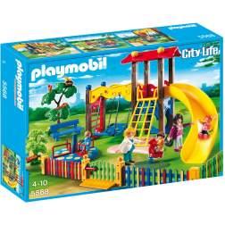 Playmobil Loc De Joaca Pt Copii (5568)