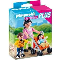 Playmobil Mama Cu Copiii (4782)