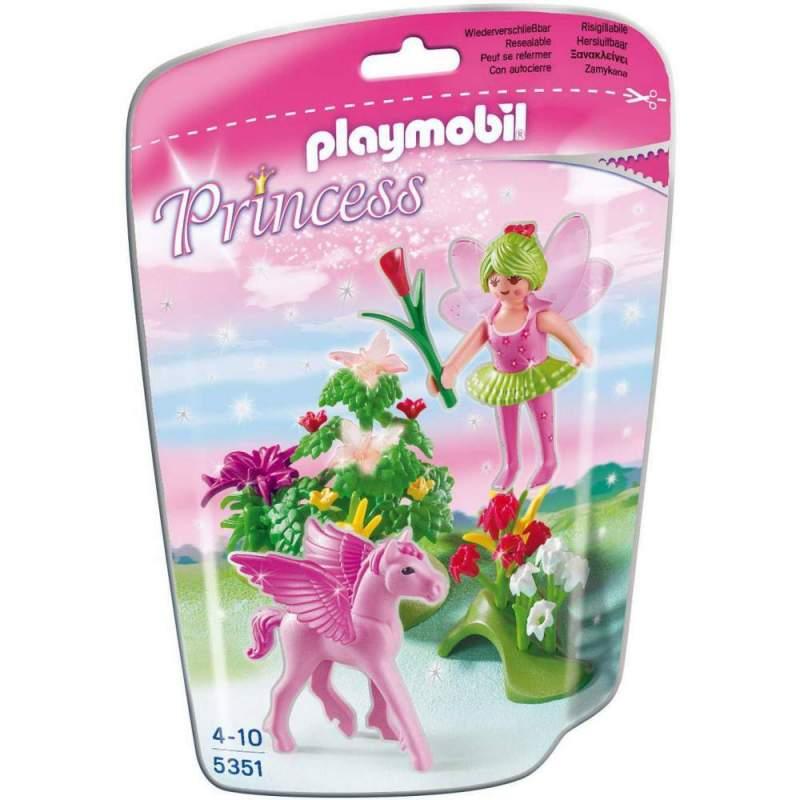 Playmobil Zana Primaverii Cu Cal Inaripat (5351)